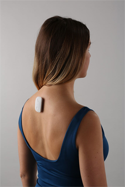Woman using Upright go