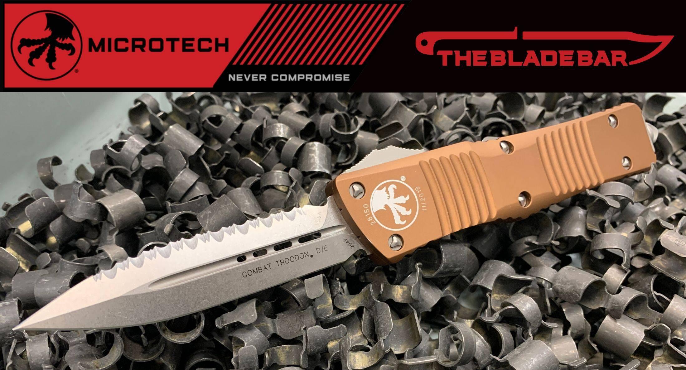 microtech knife dallas