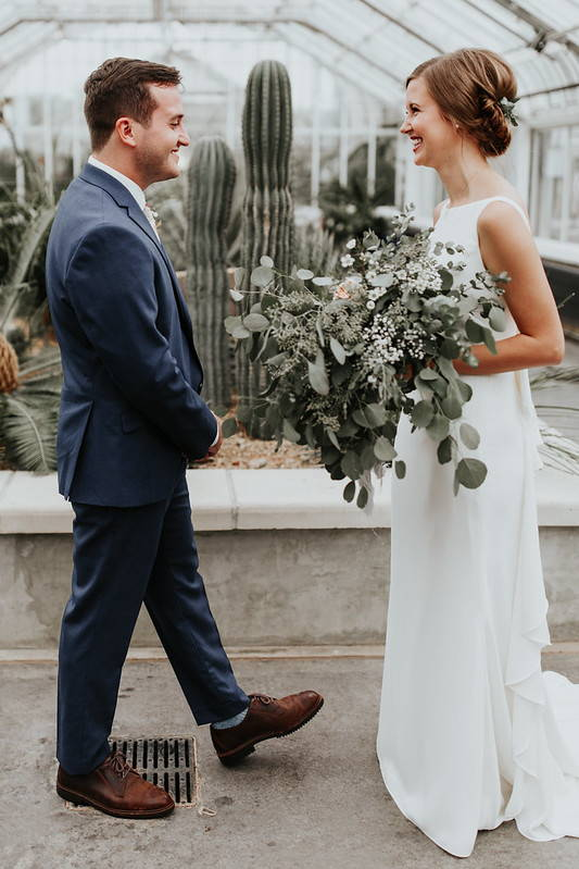 eucalyptus bouquet ideas