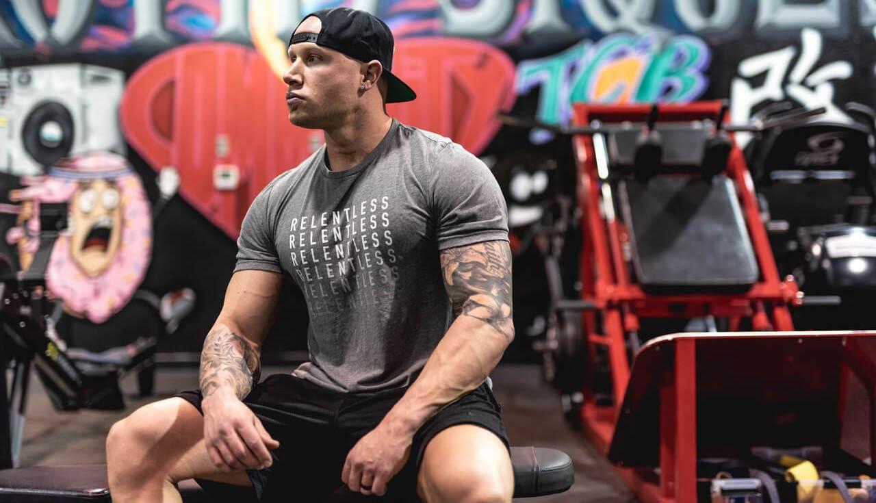 Justin Horrell Relentless Athlete