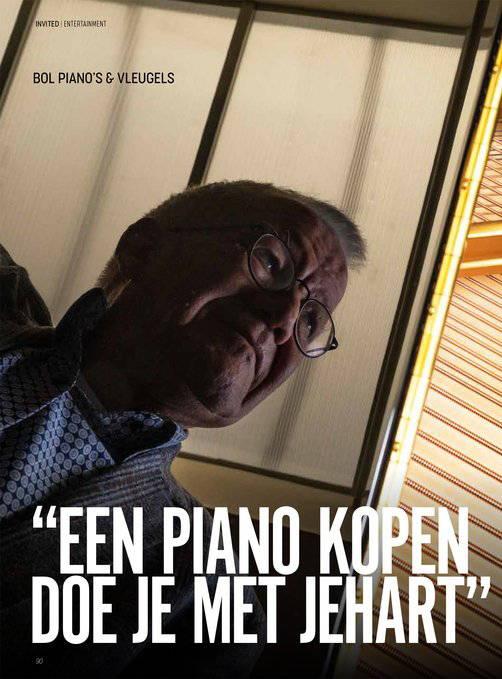 Piano kopen doe je met je hart