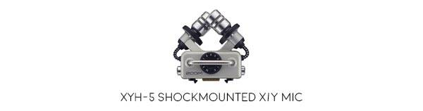 XYH-5 Shockmounted X/Y Mic