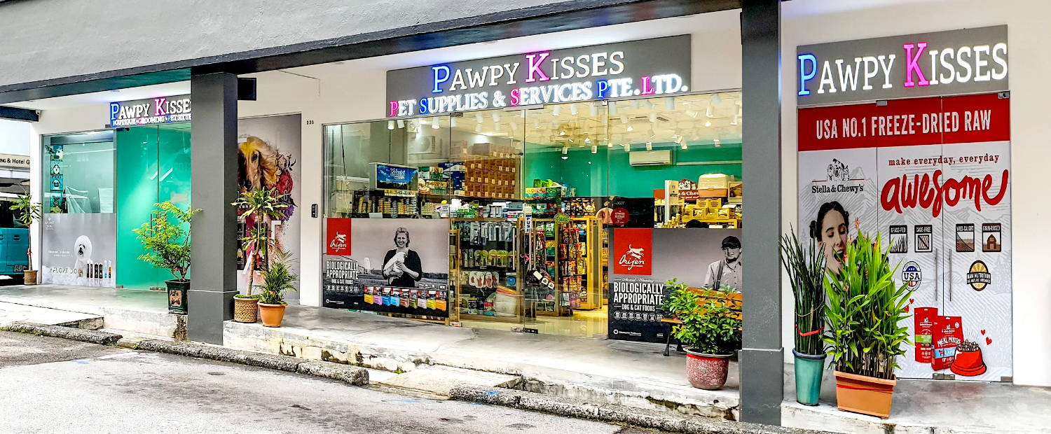 pawpy kisses pet supplies & services exterior photo