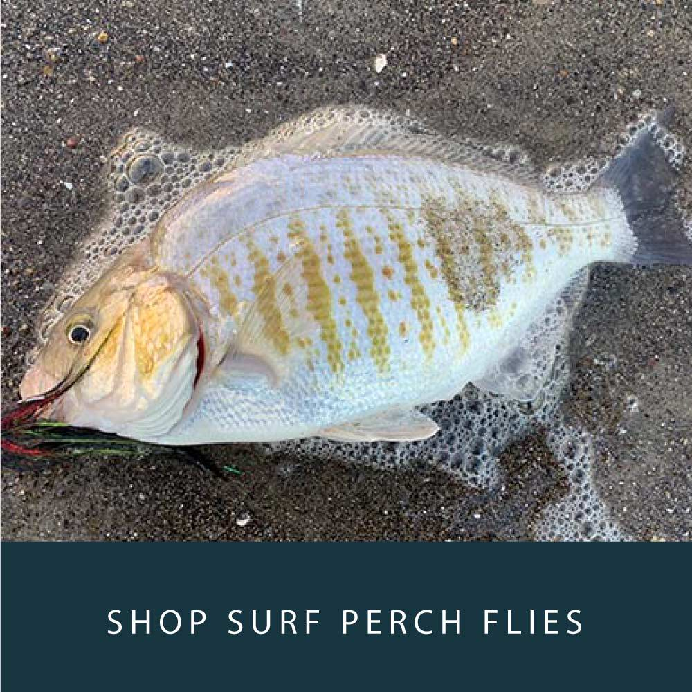 Surf Perch Flies