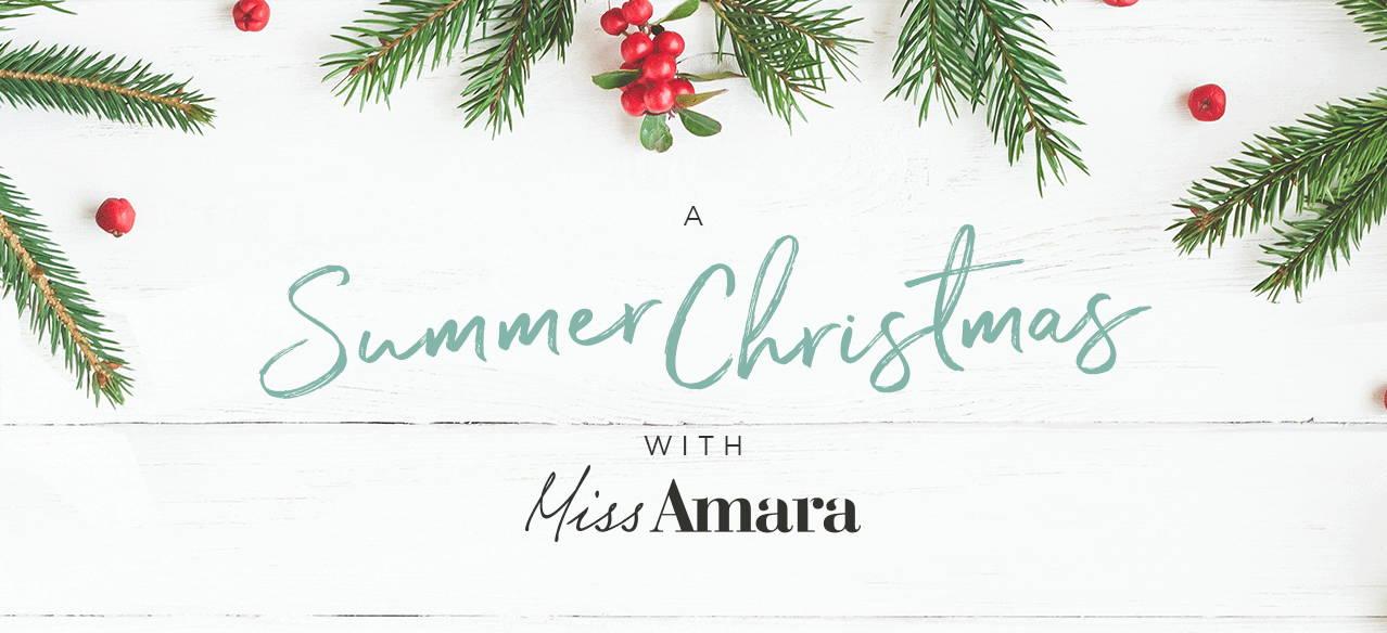Summer Christmas Sale