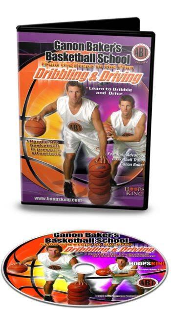Ganon Baker Dribbling Drills