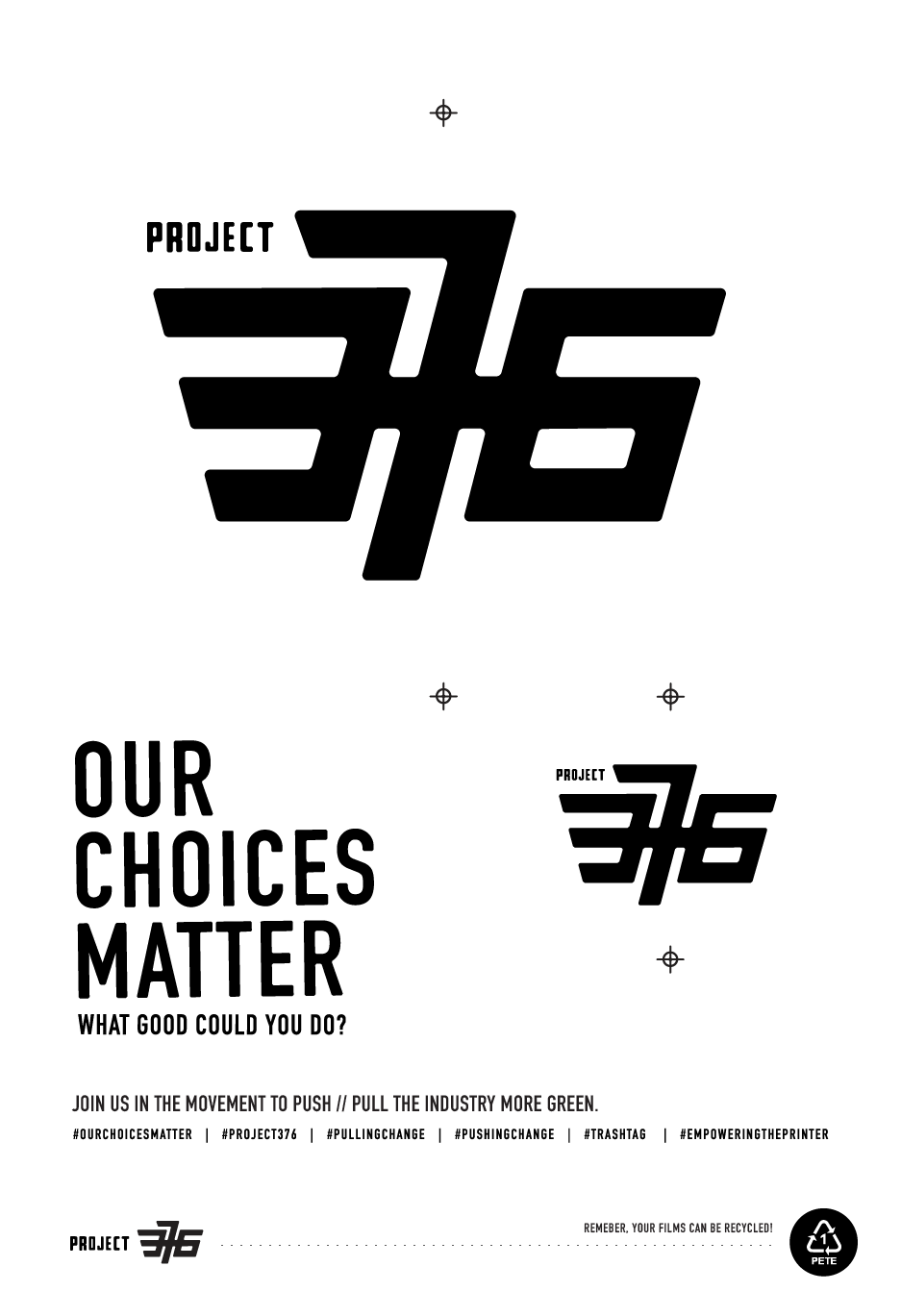 Our Choices Matter Poster #3