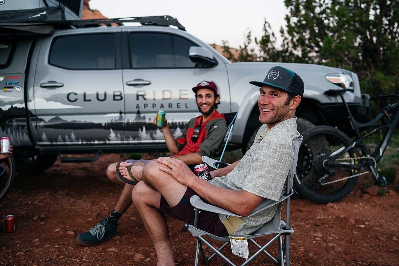 Detour Tread Men's Mountain Bike Jersey