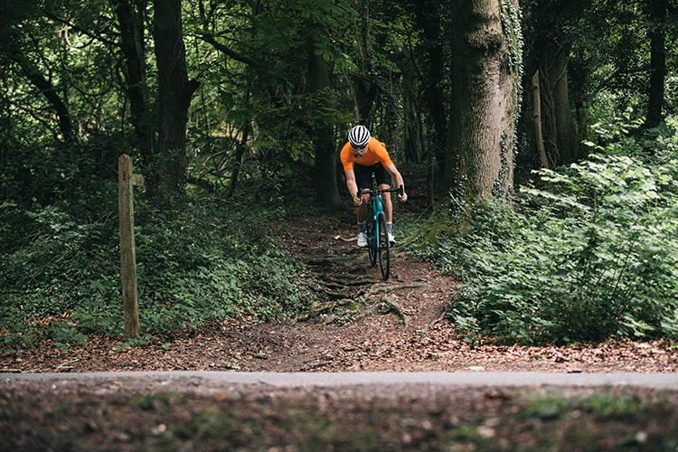 Bowman Cycles Pilgrims Disc Teal