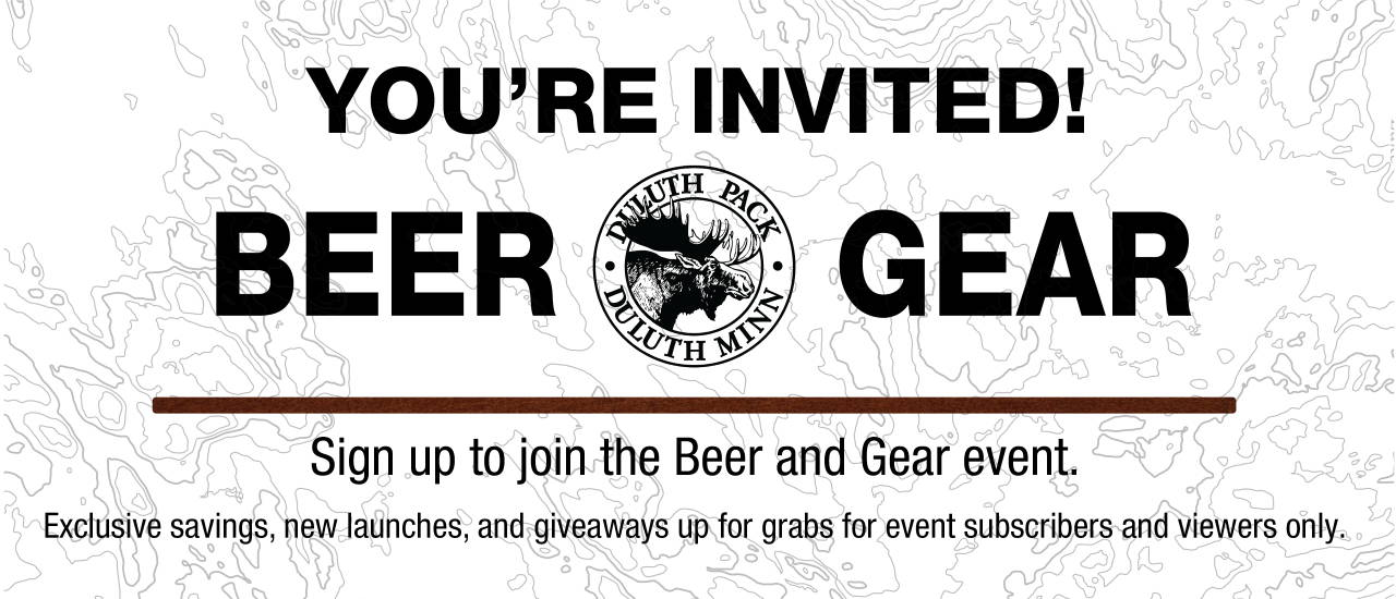 Image: You're Invited Beer and Gear