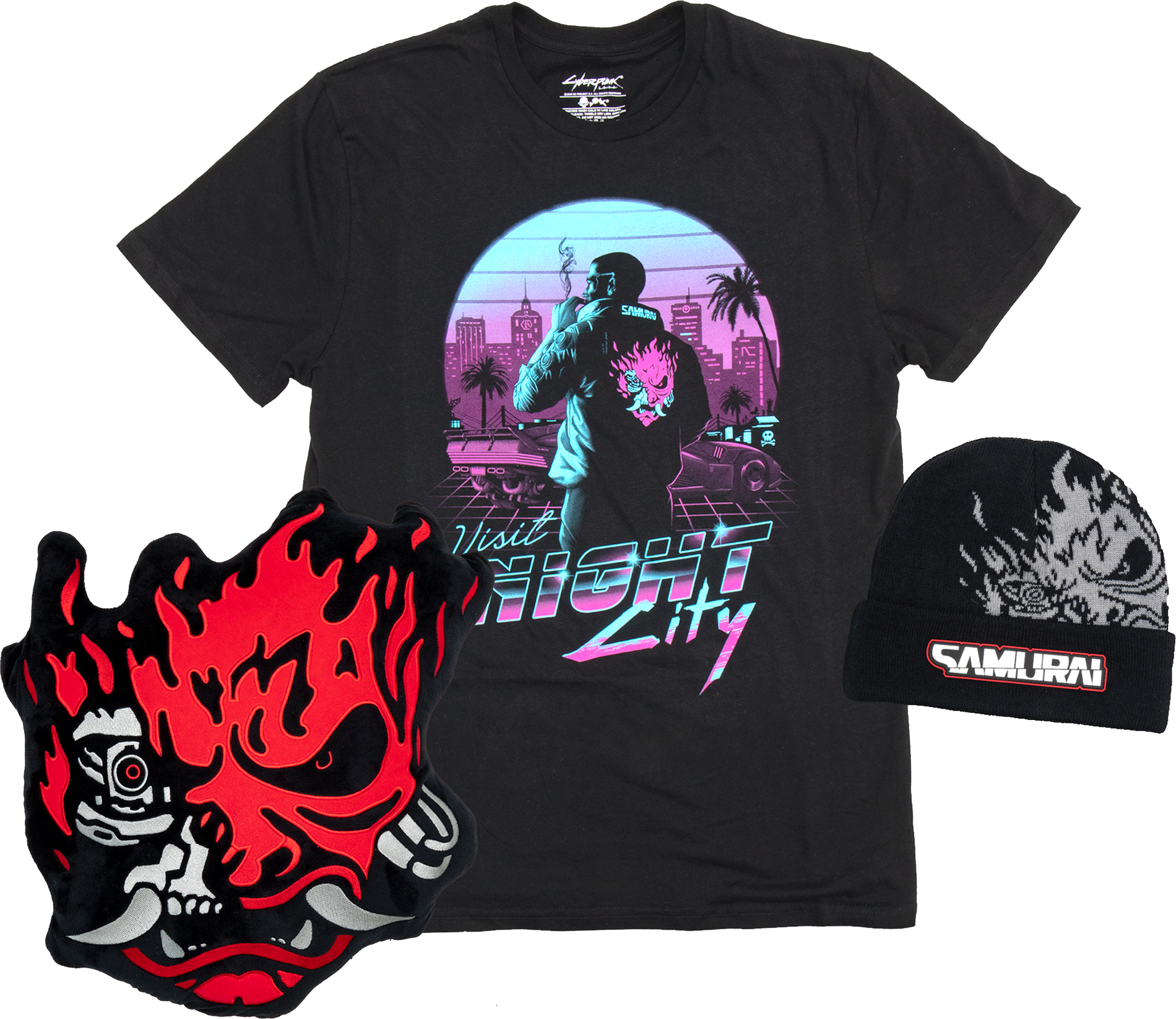 Product image of the Cyberpunk 2077 Oni Collection