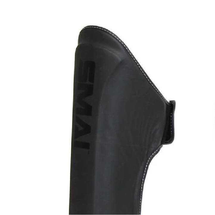 SMAI Elite85 Muay Thai Shin Guards Wide Profile