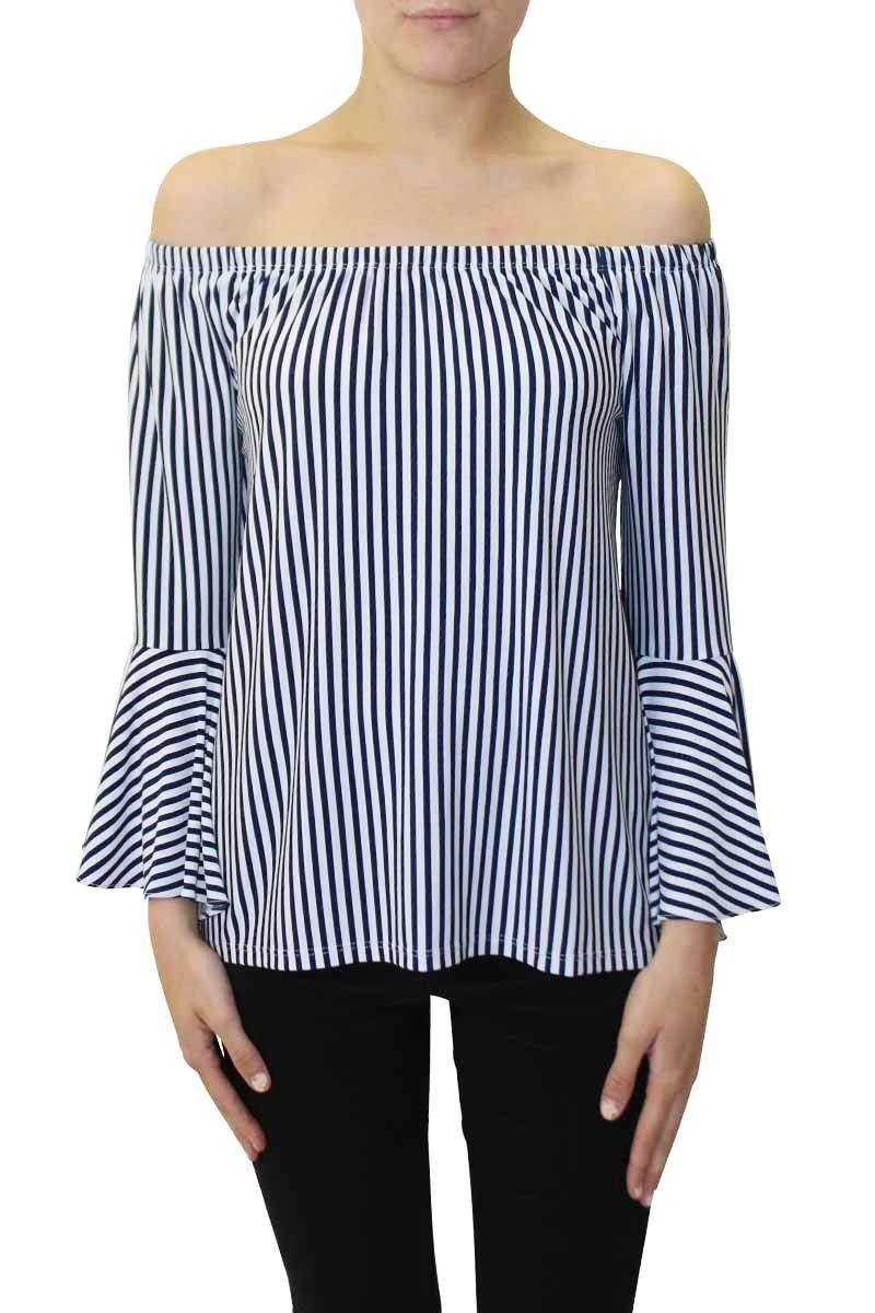 Rodeo Stripe Top 181440