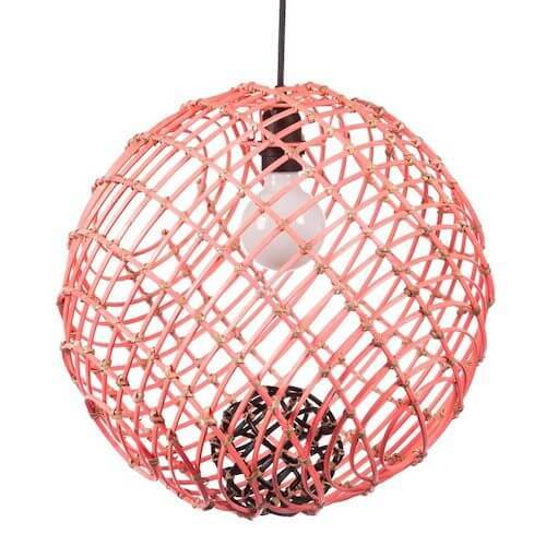 Forestier Sphere Bamboo Shade