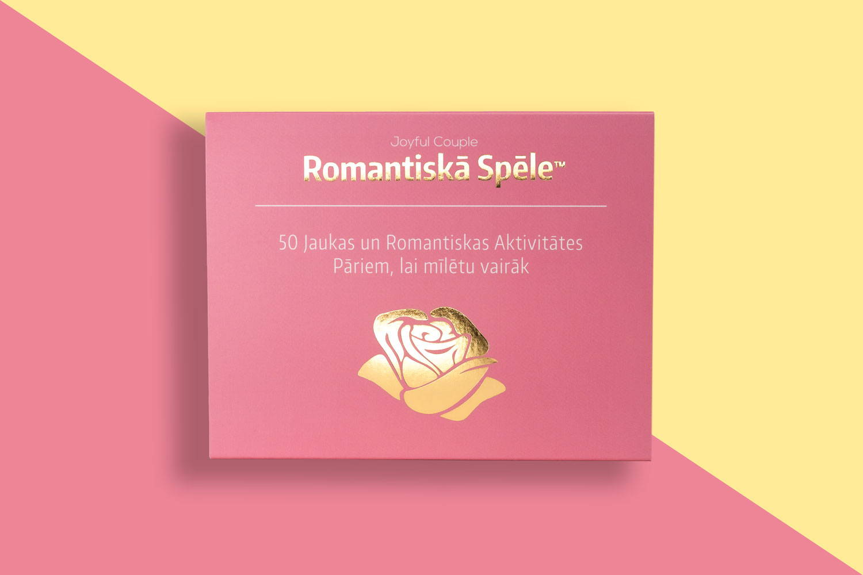 Joyful Couple Romantiskā Spēle: Moderns Dizains
