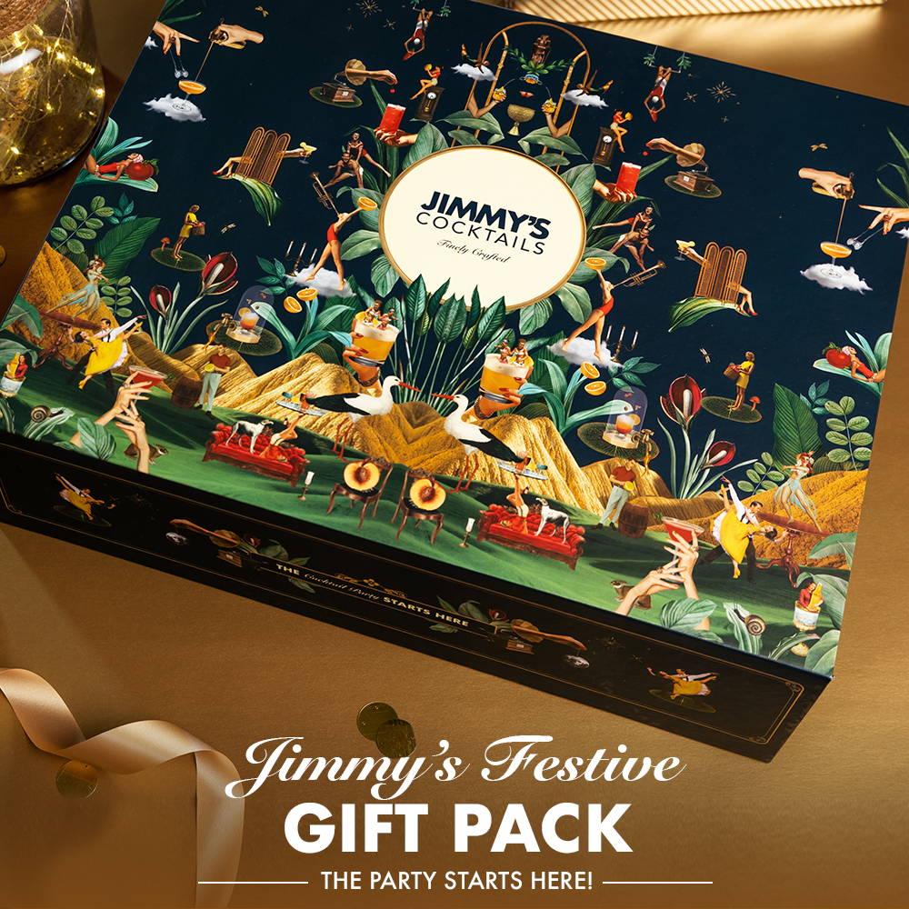 Jimmy's Cocktail Diwali gift Box