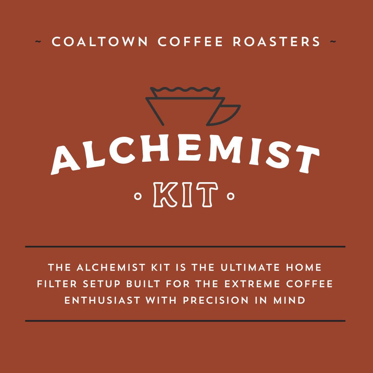 Alchemist Kit
