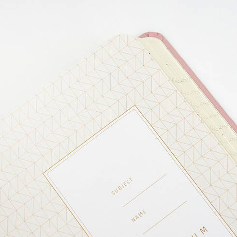 100gsm paper - Ardium 2020 Basic dated weekly diary planner
