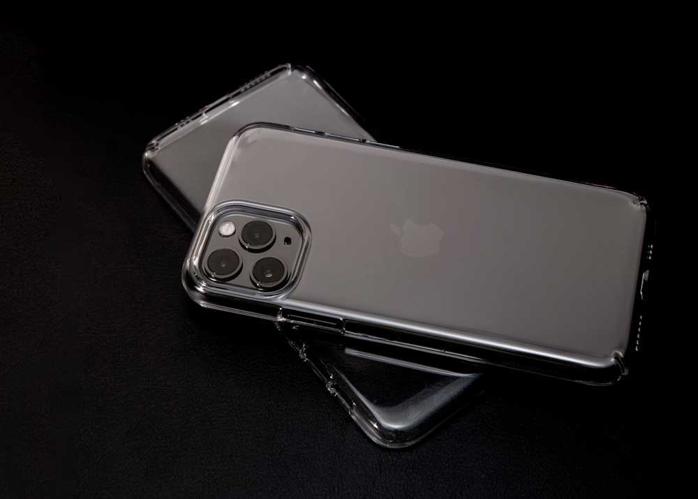 Caudabe Lucid Clear iPhone Case