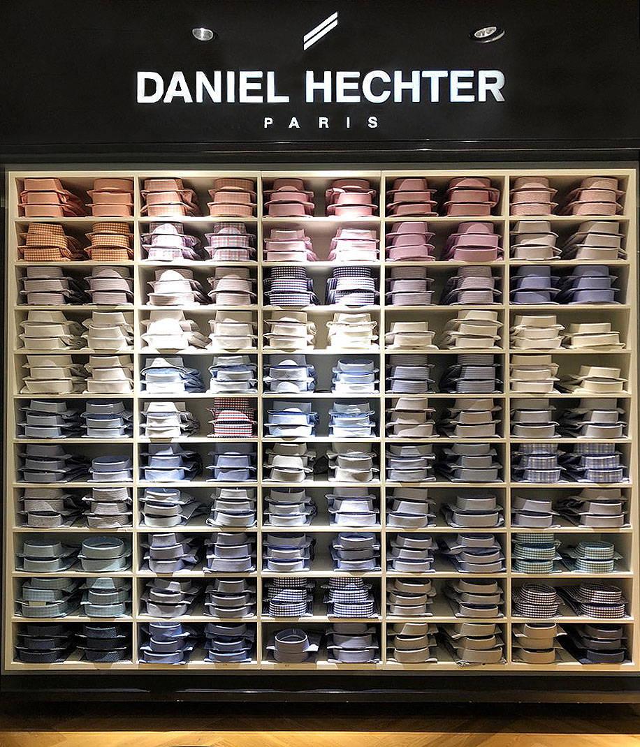 Daniel Hechter Shirt Wall