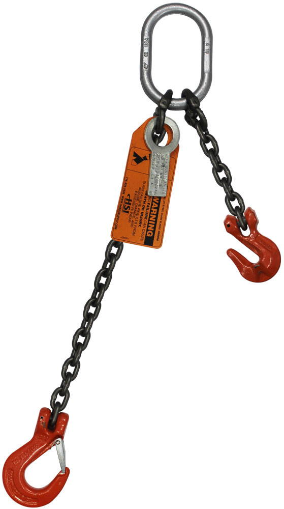Single Leg Adjustable Type B Lifting Chain Sling