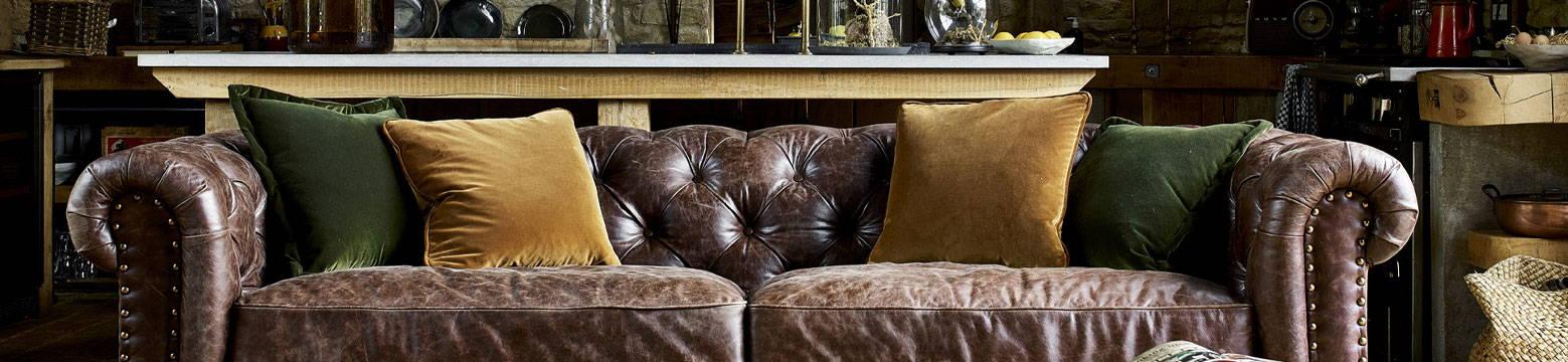 St Luke's Sofa Collection