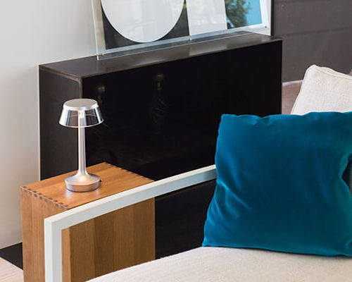 FLOS Bonjour Unplugged Table Lamp