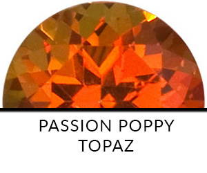 Passion Poppy Topaz