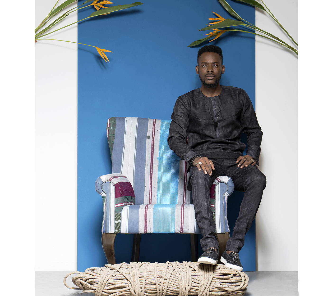 ÌTẸ CHAIR - TUNU OKUN $ 2,575