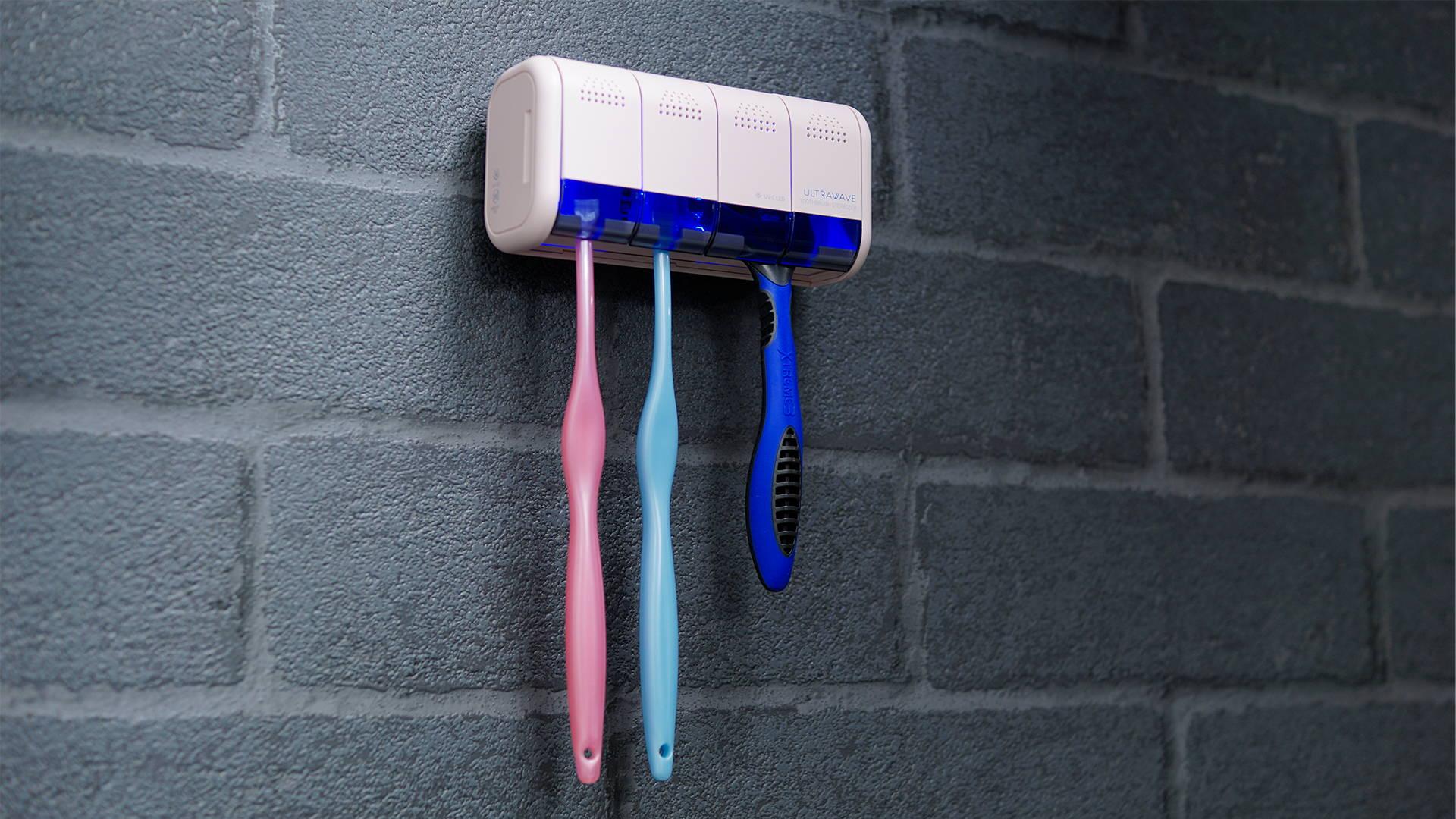 ホルダー 充電 式 歯ブラシ 除 菌