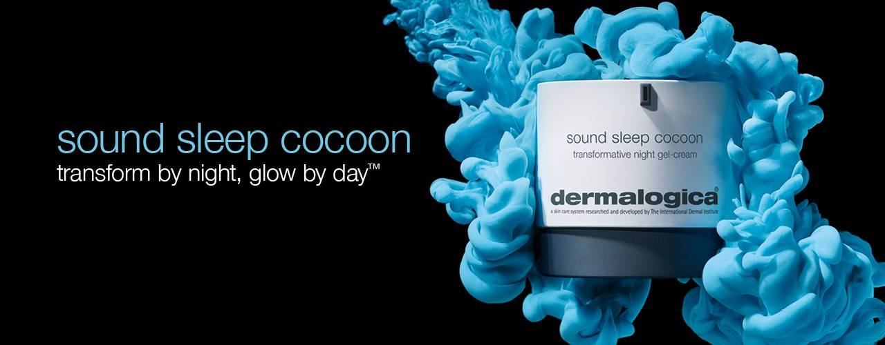 Dermalogica sound sleep cocoon was specially formulated to deliver active ingredients that hydrate, brighten and revitalize at night.