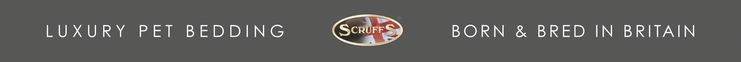 luxury pet bedding by scruffs