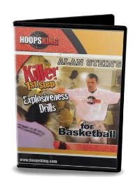quicker first step basketball training