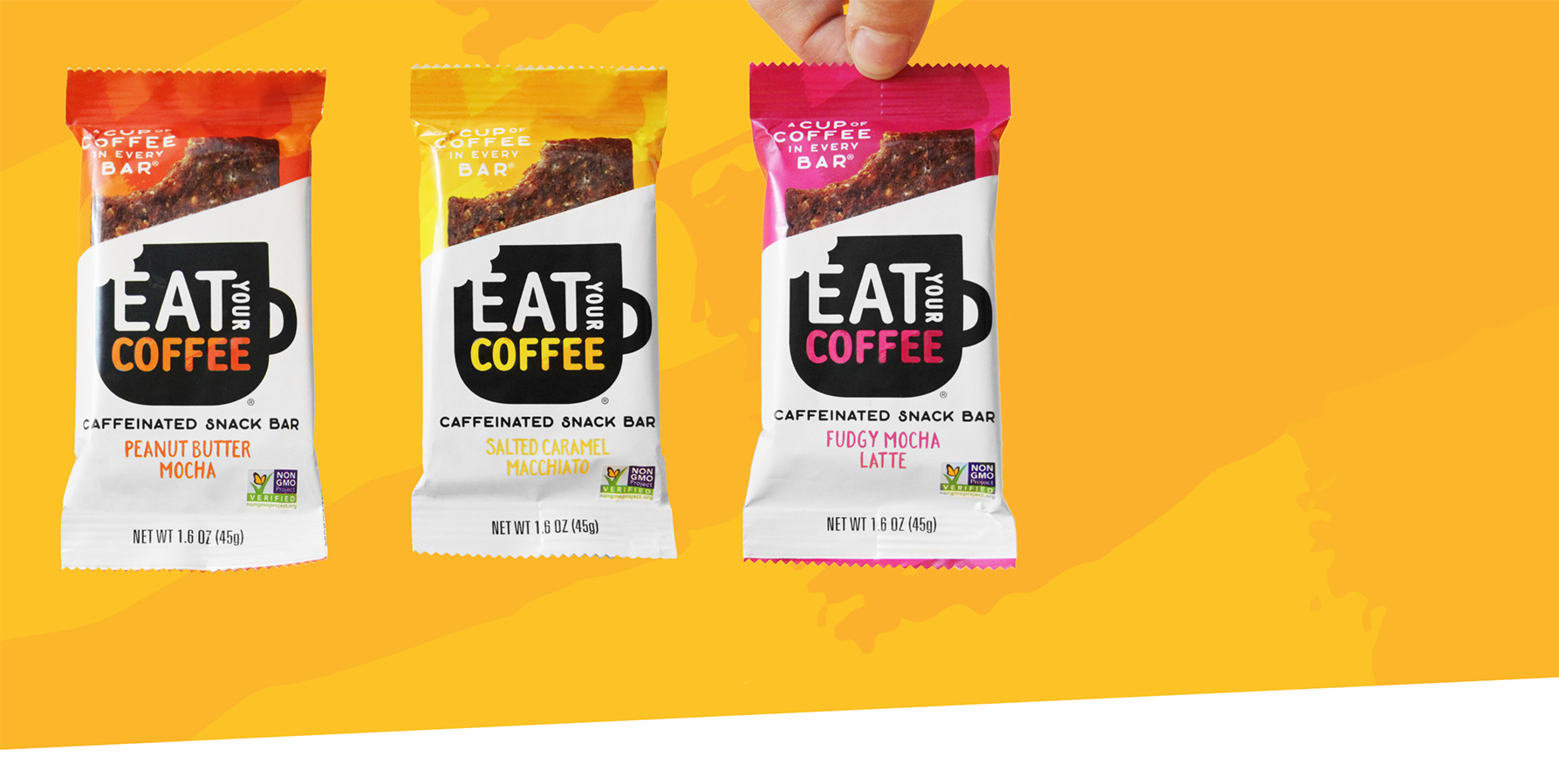 Eat Your Coffee Trial Pack
