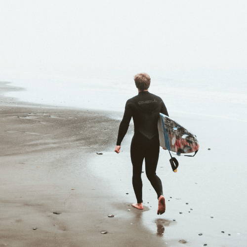 Ditch the Neoprene Wetsuit
