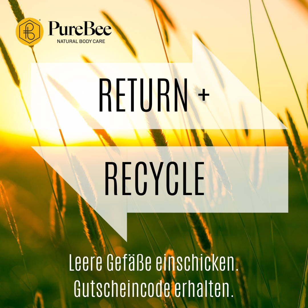 PureBee Return and Recycle