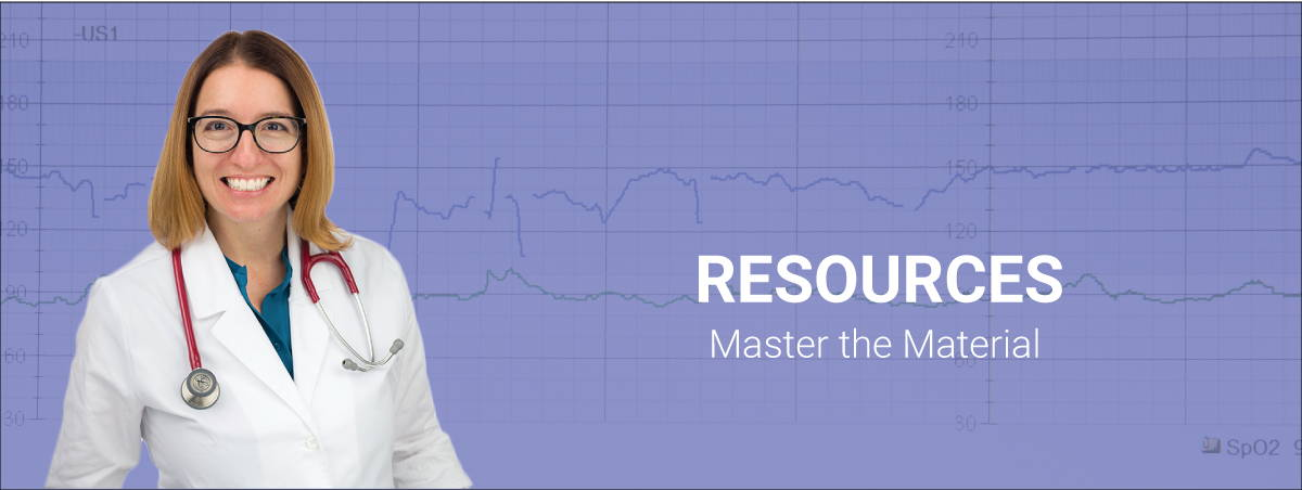 LevelUpRN Resources Banner