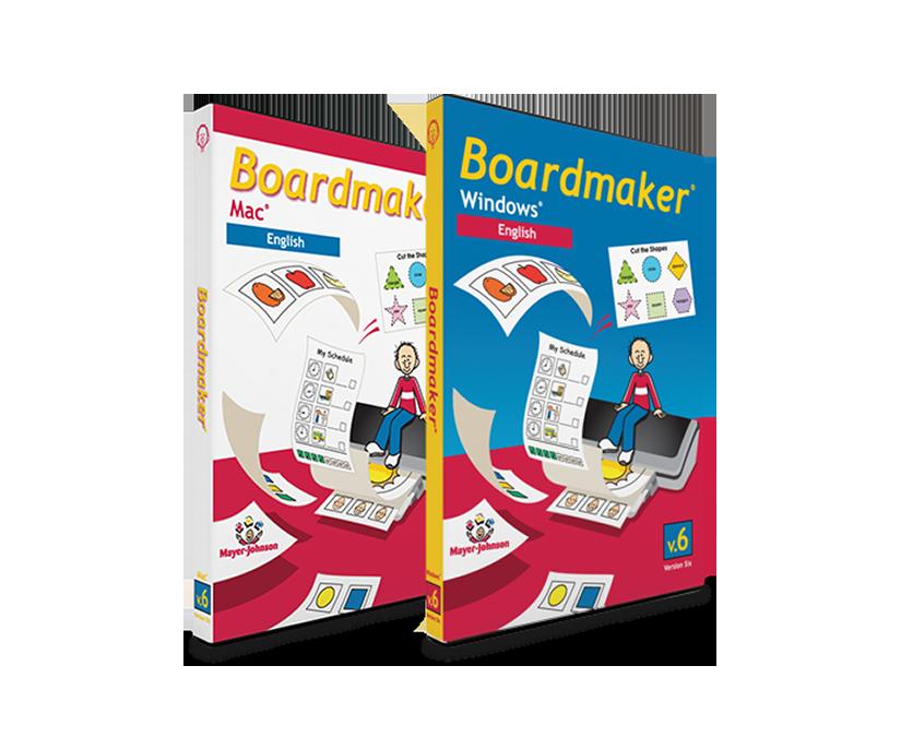 Boardmaker version 6