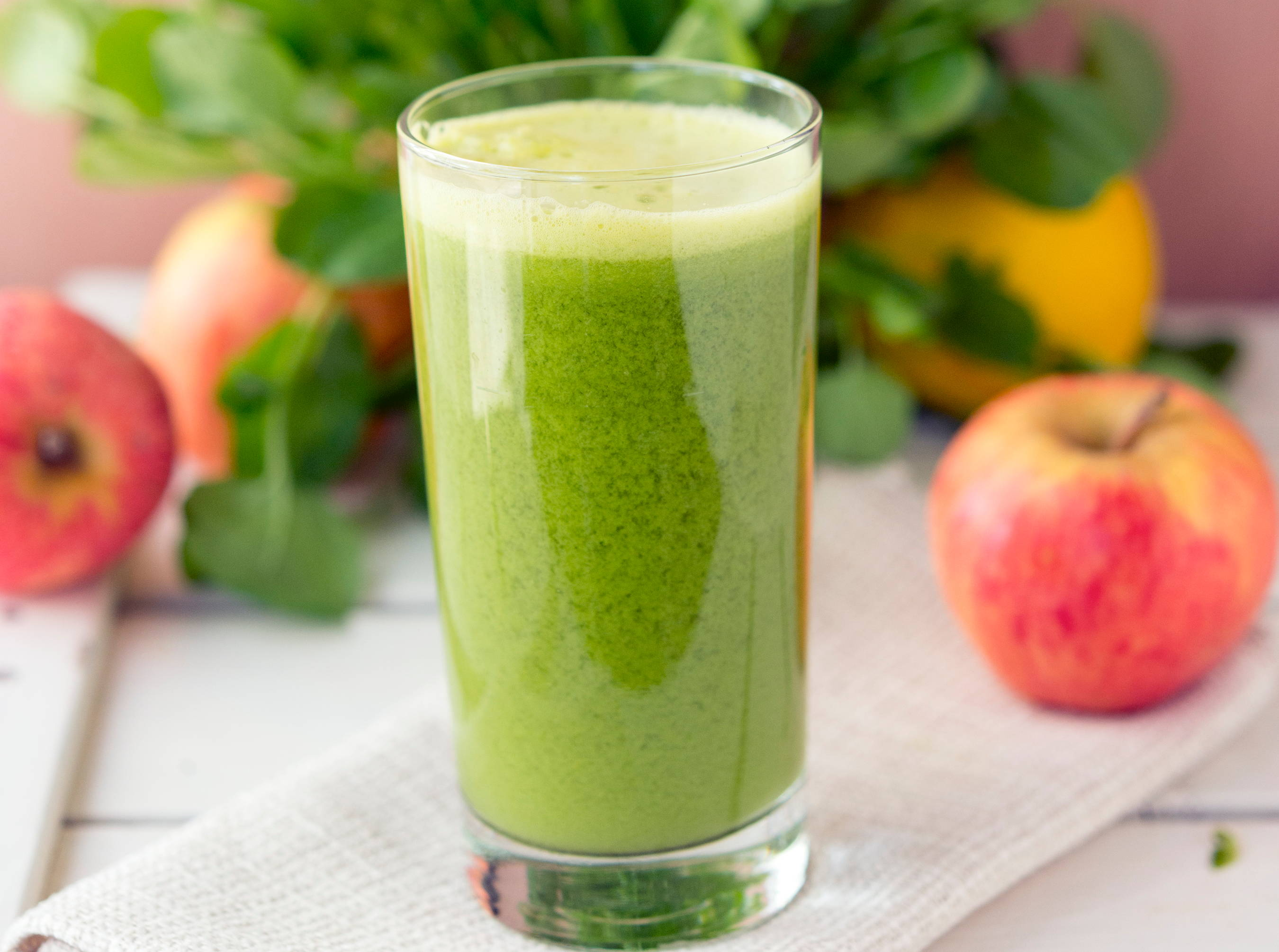 vegan vegetarian green juice