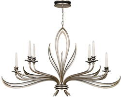 Traditional Oval Chandeliers