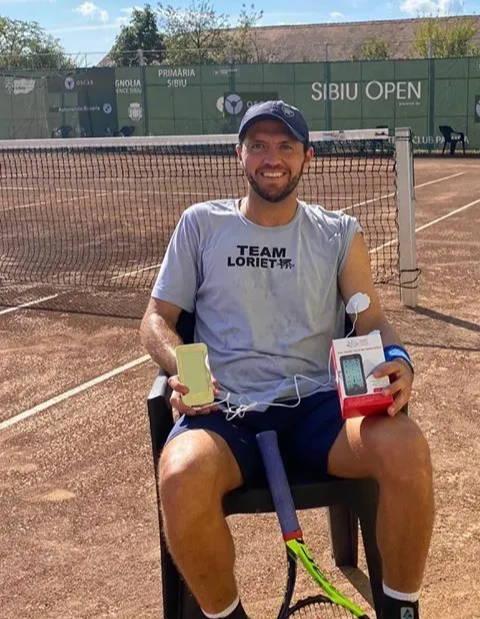 tennis, ATP, Culiacan, TENS for Tennis Elbow, EMS for tennis