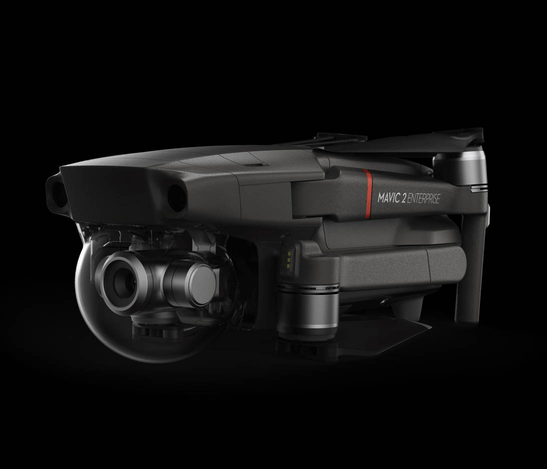 DJI Mavic 2 Enterprise Design