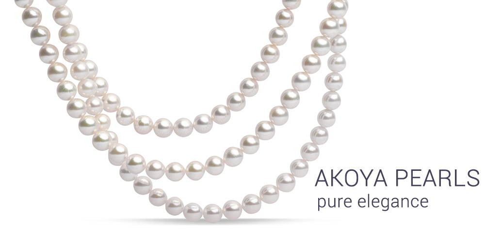 Shop our apanese Akoya Pearl Jewelry Collections