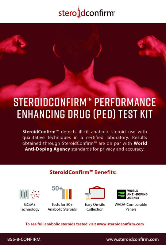 Laboratory Steroid Testing Services