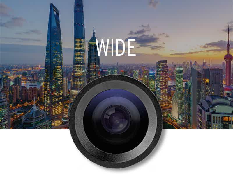hitcase wide lens
