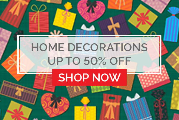 Black Friday Home Decorations