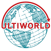 Ultiworld ARIA professional official ultimate flying disc for the sport commonly known as 'ultimate frisbee'