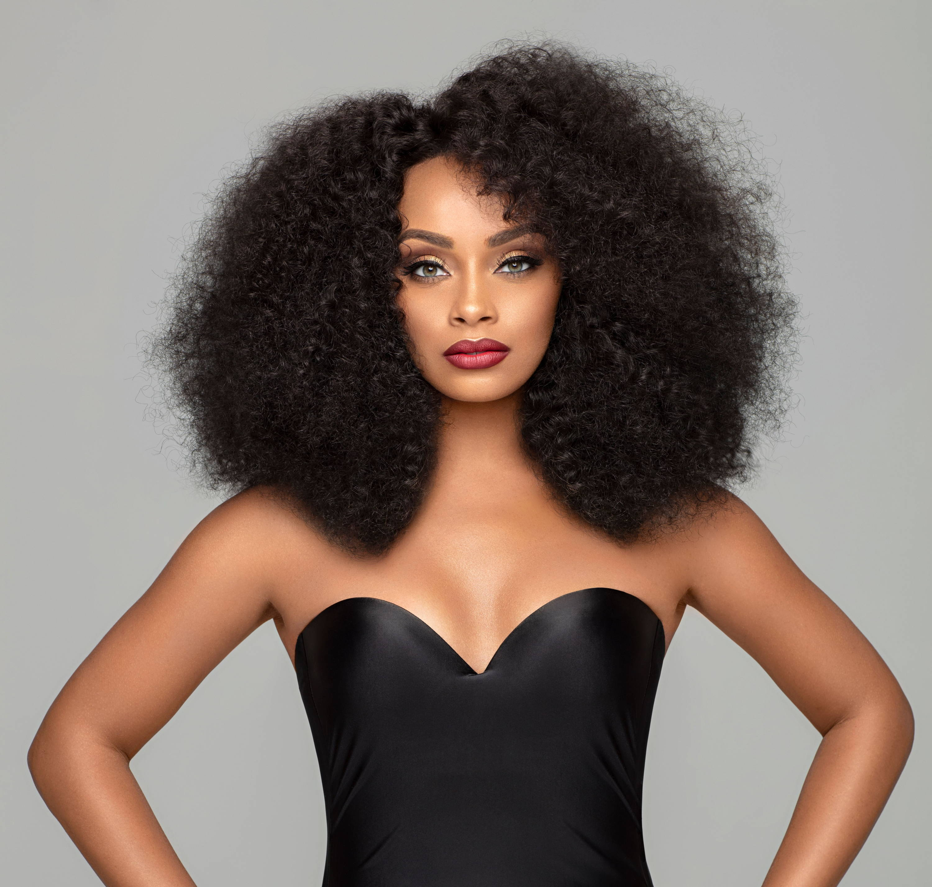 Chaka by Indique iKhanic Curl Wig