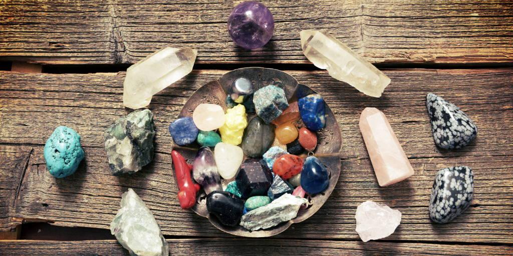 Semiprecious Gem Stones