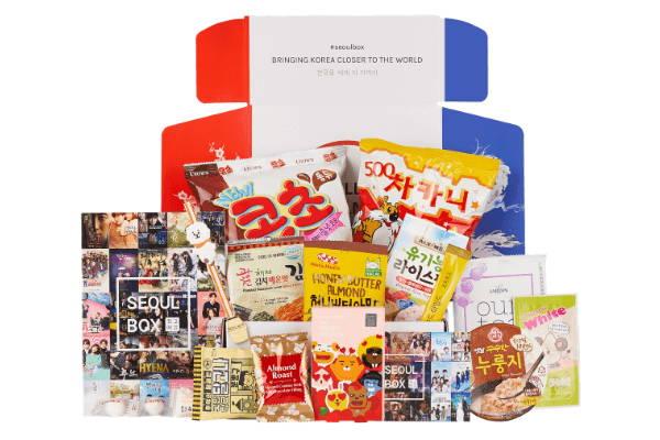 Halal Korean products